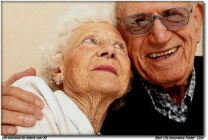 Life insurance for elderly over 85