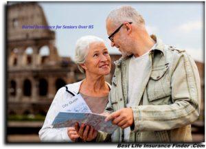 Burial Insurance for Seniors Over 85